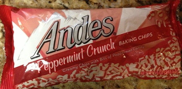 Andes. . always delicious!
