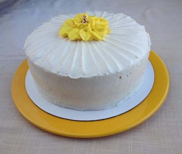 mmm. . . cake